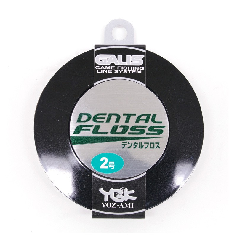 12818-Ygk Galis Dental Floss S620 Nylon crudo