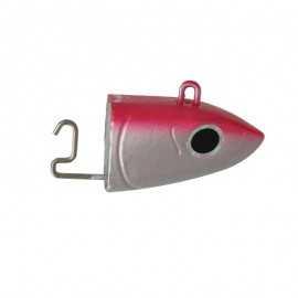 10559-Fiiish Black Minnow Cabezas Plomadas para 200 mm