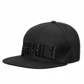 022677302508-Rapala Gorra Lure Camo Cap Negra / 43PWRBFBC