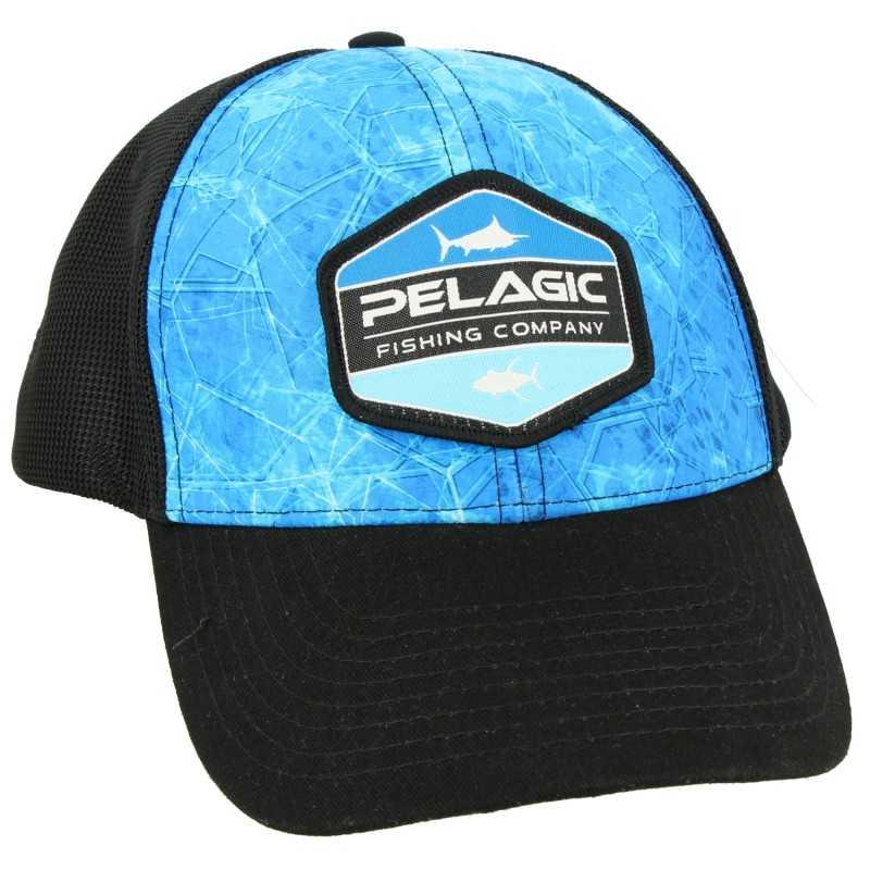 190015098878-Pelagic Gorra Offshore Dorado cap Blue / Ref: 1202101001