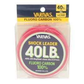 11566-Varivas Shock Leader Fluorocarbono 30 mt