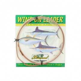 21332-Diamond Windn Leader Fluocarbono 7.62 mt 25 ft