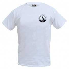 G6264-Pelagic Tuna Line Tee White
