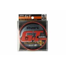 G7580-Varivas Avani GT Braidx8 Max Power PE Plus 300 Mt