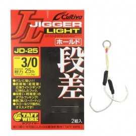 10065-Cultiva JD-25 Jigger Light Taff Wire