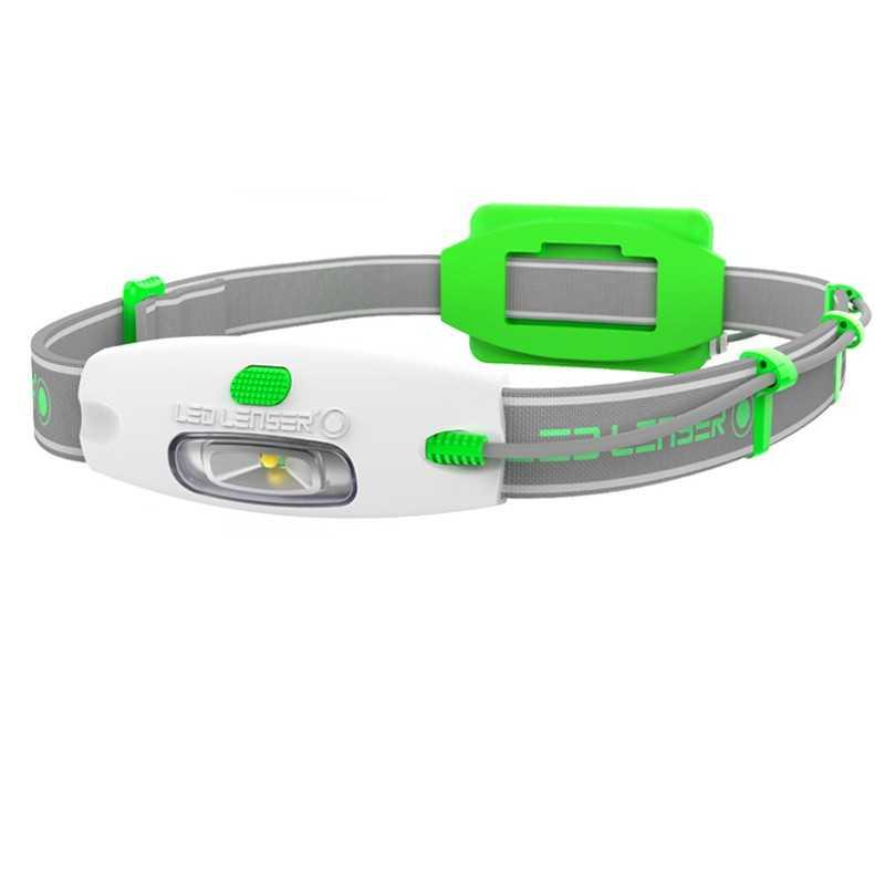 4029113611152-Led Lenser Neo Headlamp 150º Verde