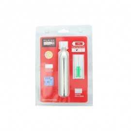 4045302160089-Marine Pool Botella de gas CO2 para Chaleco Rapala N150 33 G