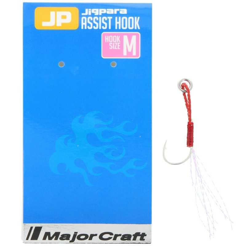G6110-Major Craft JP Jigpara Assist Hook