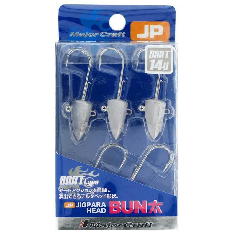 90020-Major Craft Jigpara Head Bun Dart type