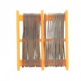 G6757-Fish Arrow Wire Sinker hilo de plomo