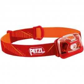 3342540827783-Petzl Linterna Frontal Tikkina 250 Red