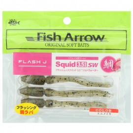 "G6591-Fish Arrow Flash J Squid 3.5"" SW"