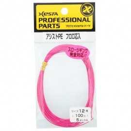 4571295625576-Xesta Trenzado Assist PE12 - 100 Lb - 5 m Pink