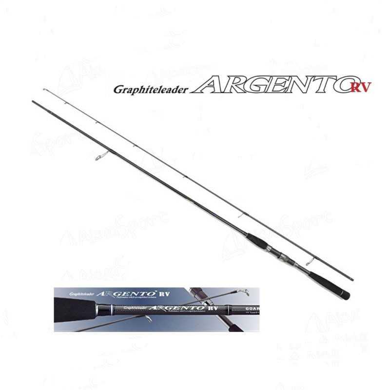 4571105690442-Graphiteleader Argento RV GOARVS-932M 93 2,82 Mt 10-35 gr
