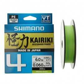 G8056-Shimano Kairiki SX4 300 m Mantis Green