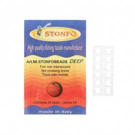 20031-Stonfo 66 Perlas 4 Agujeros