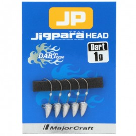 G6186-Major Craft Jigpara Head Dart Type
