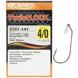 G6471-Owner Simple  Twist Lock Worm 5167
