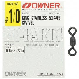 22029-Owner Giratorio King Staiiless Swivel 52445